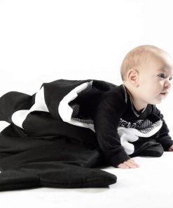 Baby haaien slaapzak deken voetenzak