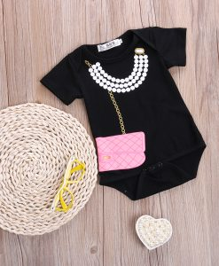 Little Lady Romper