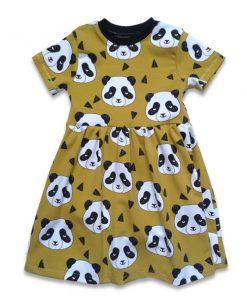 Pandakoppen jurk