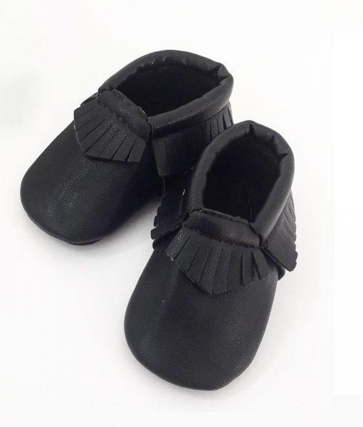 zwarte schoentjes