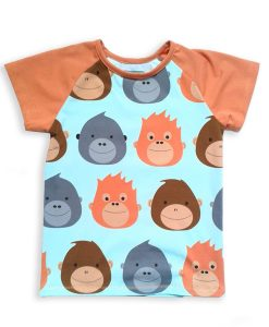 Shirt Monkey Funky