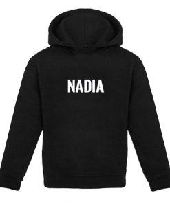 hoodie met naam zonder naam
