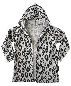 Vestje met luipaardprint