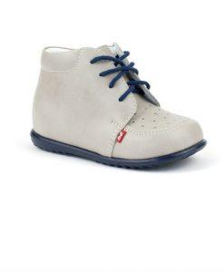 Loopschoentjes grijs