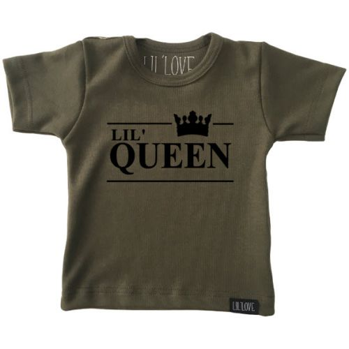 Shirtje LIL Queen