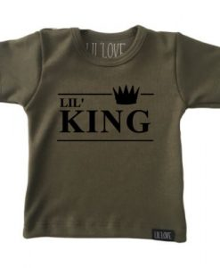 Shirtje lil King