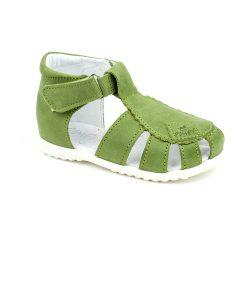 Sandalen groen