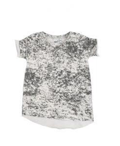 Shirt marmer print