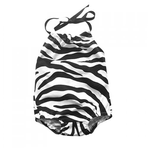 Zomerpakje met zebraprint