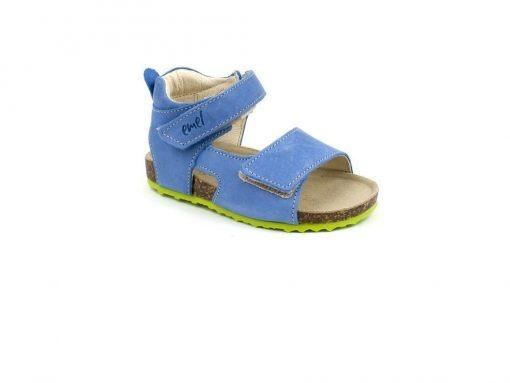 Kindersandalen blauw