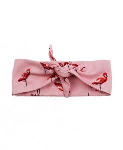 haarbandjes Flamingo