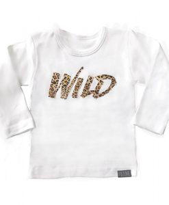 Shirtje Wild