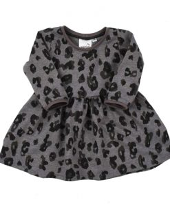 Stoer jurkje met luipaard print