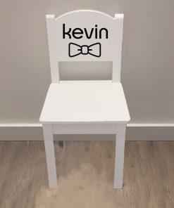 Kinderstoel met naam