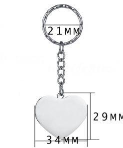 sleutelhanger-met-naam-hart
